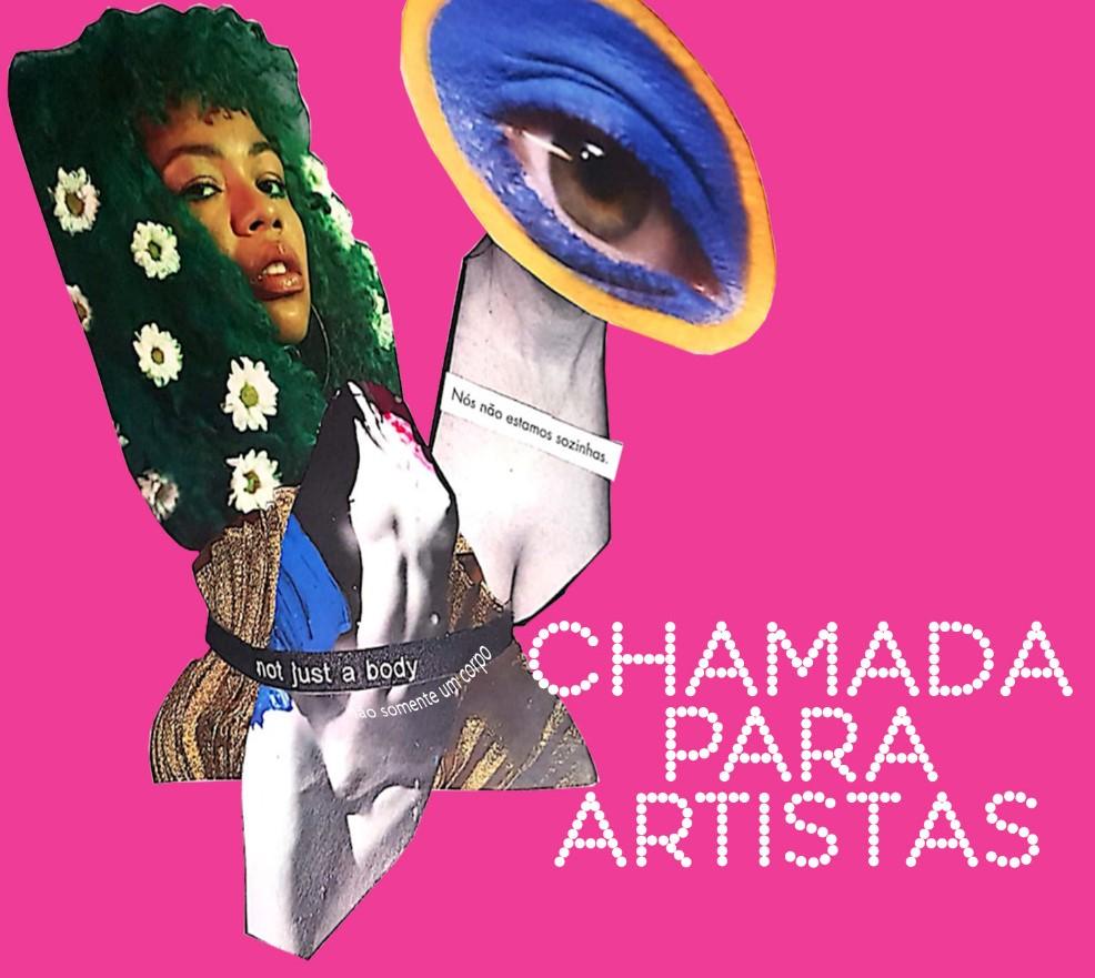 #Ocupa Centro Cultural Feminista SOS Corpo Convoca Artistas