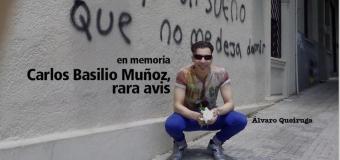 Em memoria a Carlos Muñoz