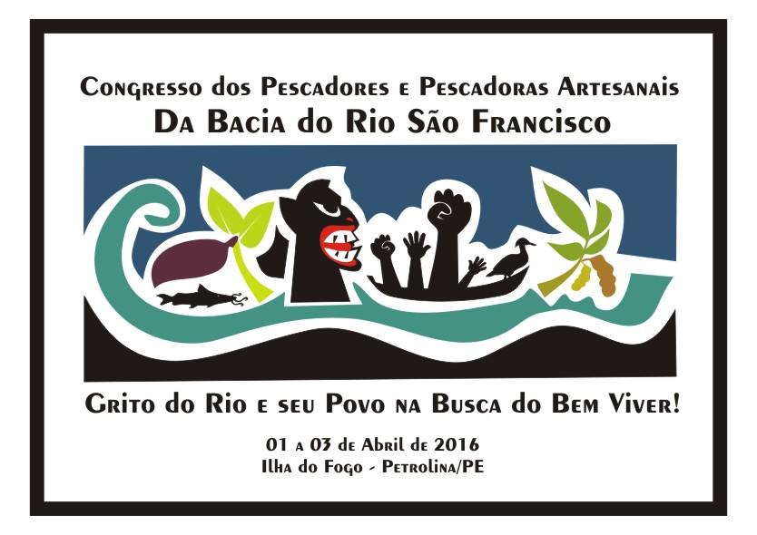 Em defesa do Rio São Francisco, pescadores e pescadoras realizam Congresso Nacional na Ilha do Fogo entre os municípios de  Petrolina/PE e Juazeiro/BA