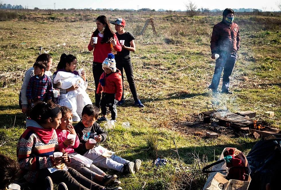 Ocupação de terras e desocupação na Argentina: O direito a construir outro habitat