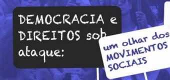 """13 e 14 de março – Mércia Alves participa de Debate na Cese: """"Democracia e direitos sob ataque – um olhar dos movimentos sociais"""""""