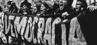 Questão Democrática no Brasil frente aos processos de desestruturação política e social.