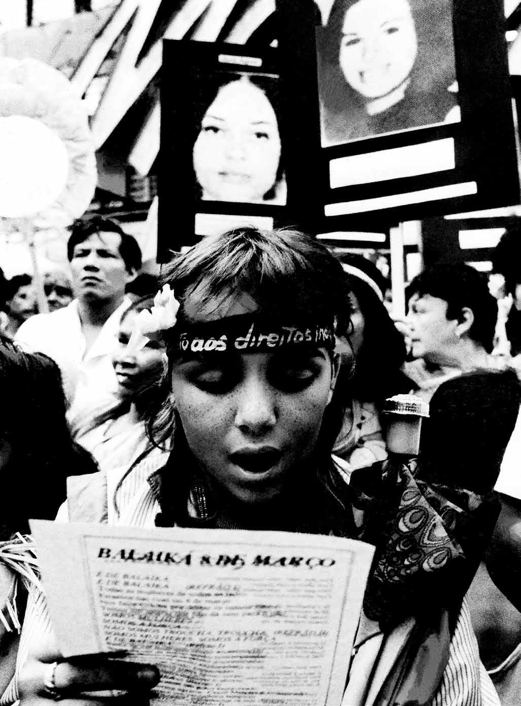 Pelo direito à memória como ato da luta política feminista