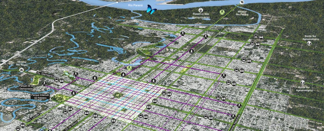 ECO-Resistência: uma aposta no urbanismo sustentável