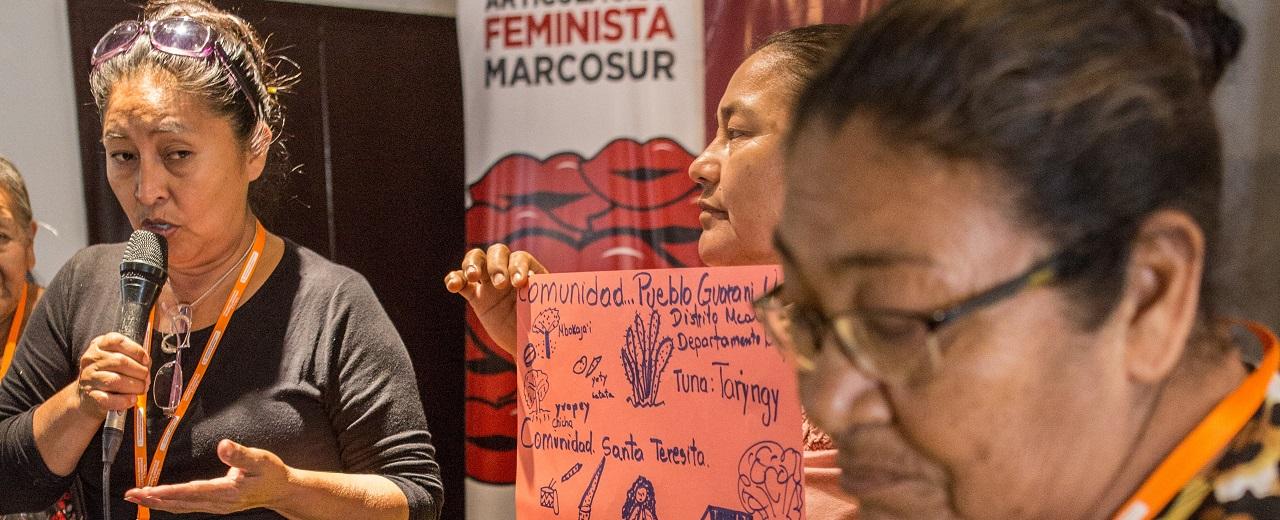 Reflexiones desde Paraguay: Extractivismo, soberanía alimentaria y Covid 19