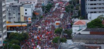 1⁰ DE MAIO: Dia de lutar contra os desmandos do capital racista e machista no Brasil