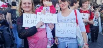 Argentina: ni una menos, grito contra femicidios