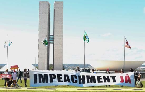Superpedido de Impeachment é entregue à Câmara