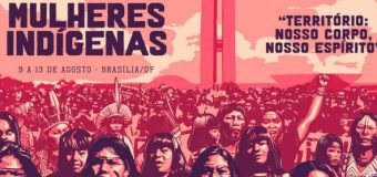 1ª Marcha das Mulheres Indígenas