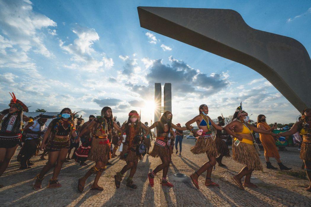 Tese do Marco Temporal coloca em risco povos indígenas no Brasil