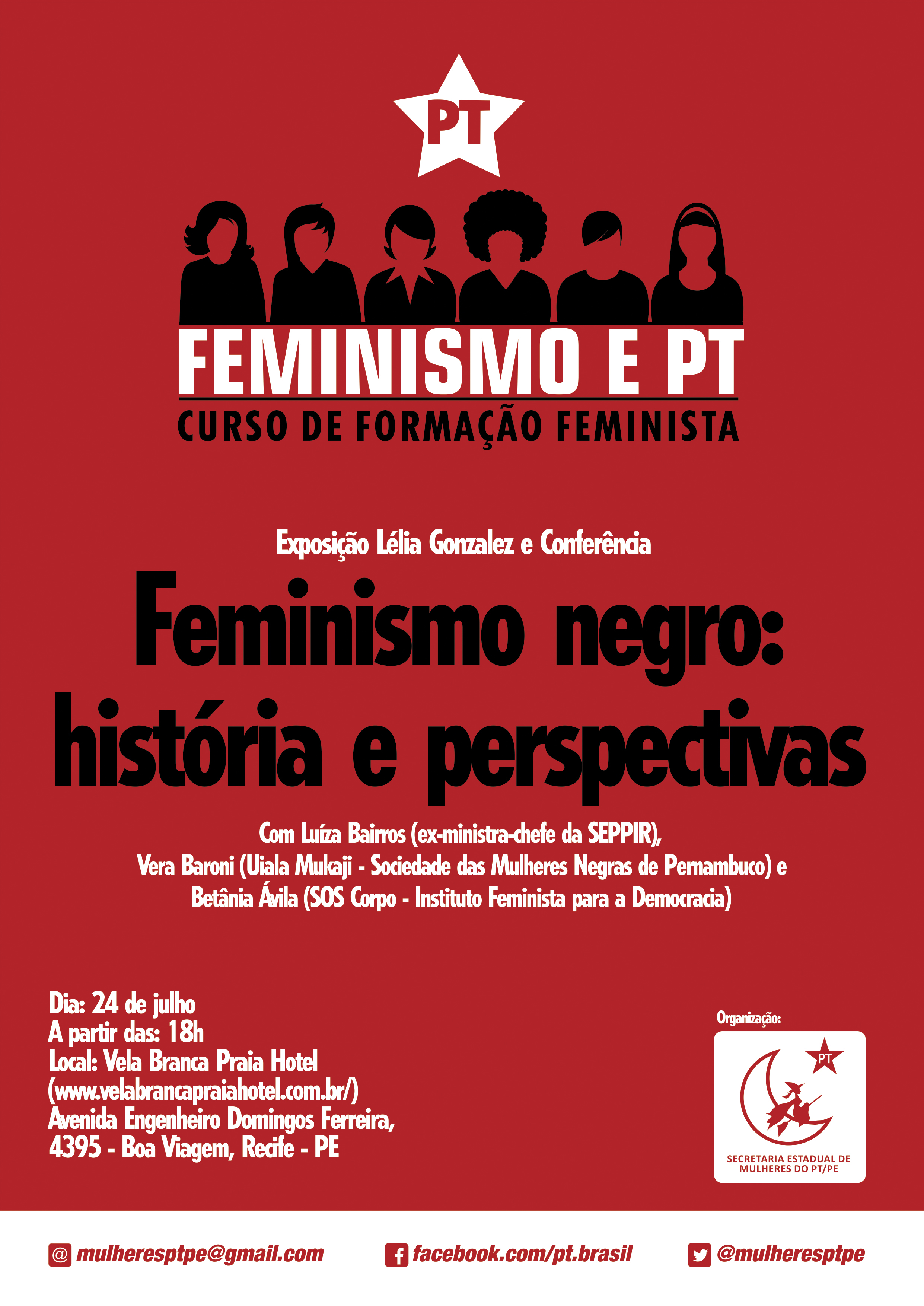mulheres na luta feminista 2