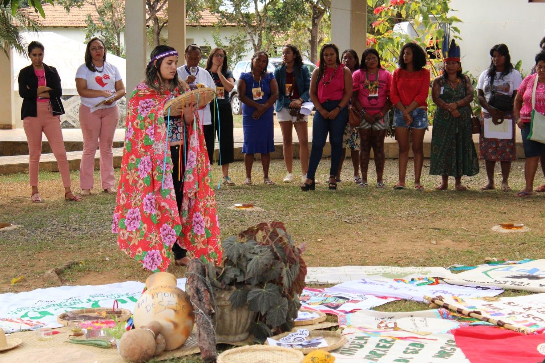 As mulheres do Cerrado estão em pé e em luta!