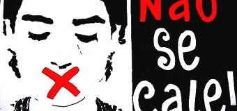 Nota de repúdio contra a violência moral e sexual contra nós, mulheres