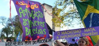 Nota de repúdio ao estupro coletivo: pelo fim da violência contra as mulheres! Pelo fim do ódio às mulheres!