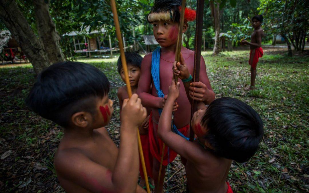 Nota da COIAB contra os ataques ao povo Waiãpi