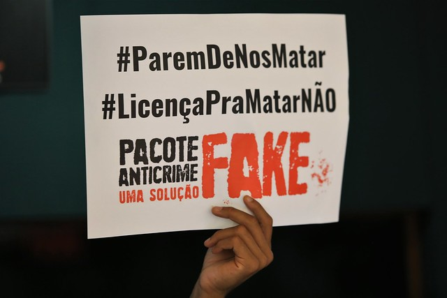 Plataforma pela Reforma do Sistema Político lança estudo sobre Pacote Moro