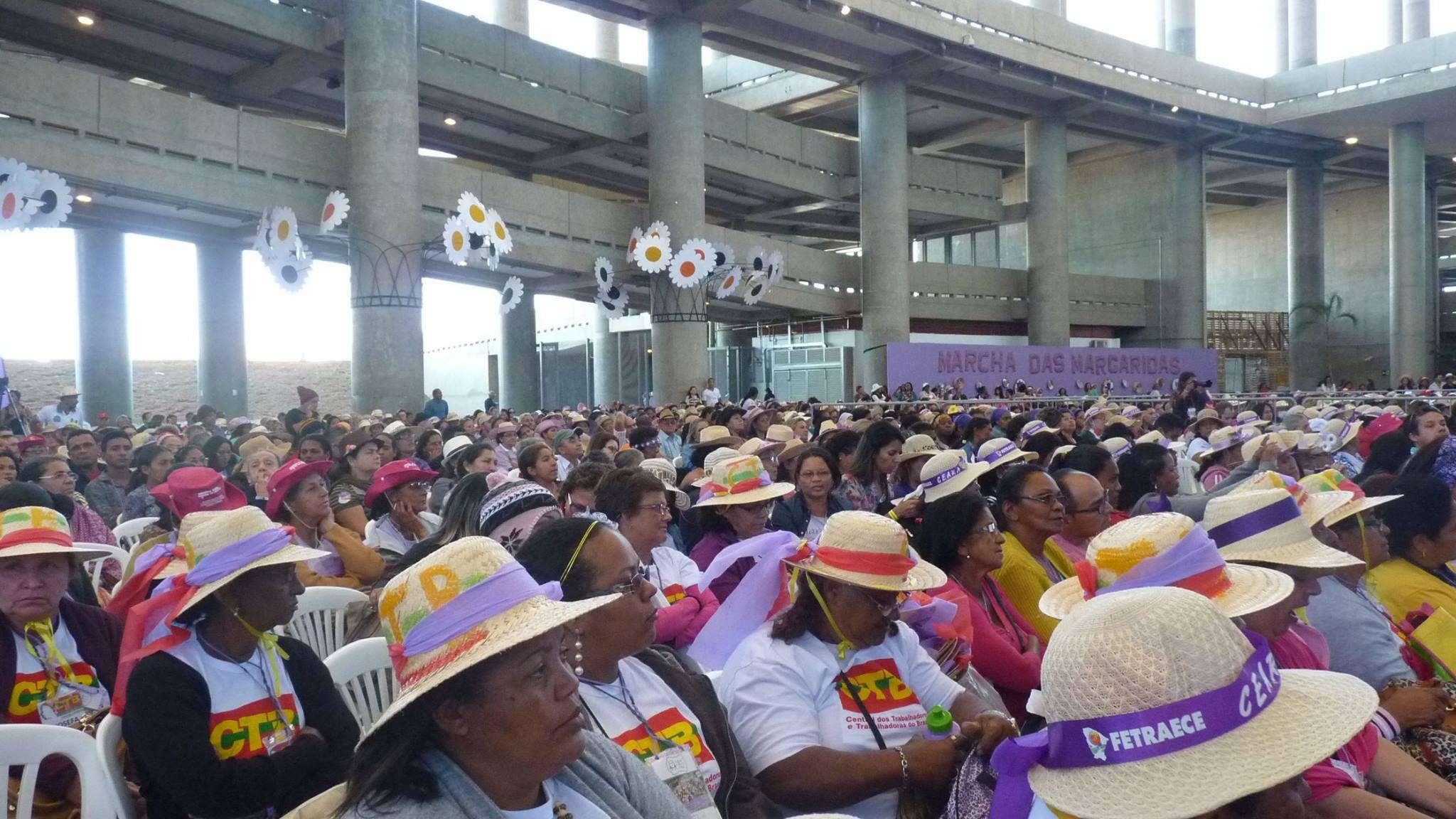 Margaridas 2015 – Como foi a véspera da grande passeata
