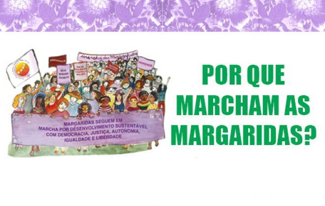 """Marcha das Margaridas 2015 – """"Porque marchamos…"""""""