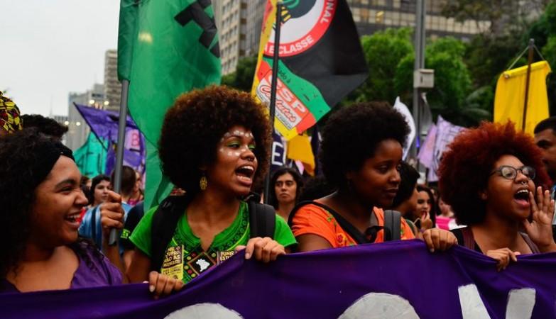 #PrimaveraFeminista – Nenhum direito a menos!
