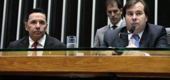 """Conceição Lemes (Viomundo): """"Rodrigo Maia dá golpe à la Cunha: Câmara aprova urgência da reforma trabalhista; veja como votou cada deputado""""."""