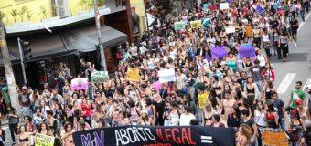 Aborto tem sido discutido mais abertamente