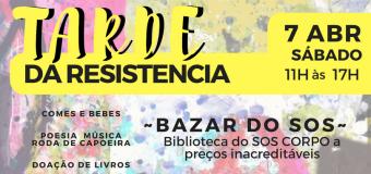 Doação e venda de publicações feministas embaladas por contracultura