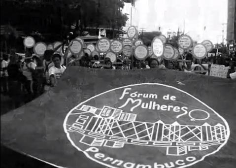 #memória viva feminista_2007_Encontro Metropolitano do FMPE pelo fim da violência contra as mulheres