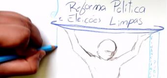 Vídeos debatem a reforma política proposta por diversas organizações dos movimentos sociais