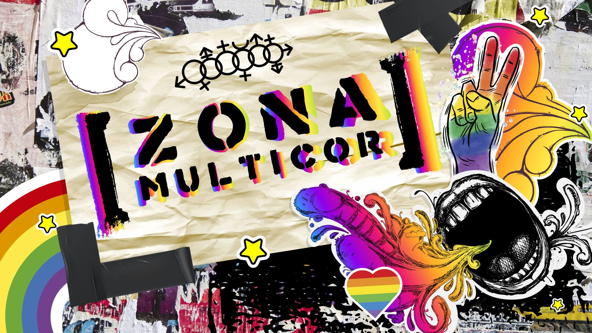 Zona Multicor faz especial sobre Visibilidade lésbica